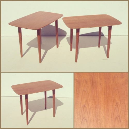 x2 Ohlsson End Tables