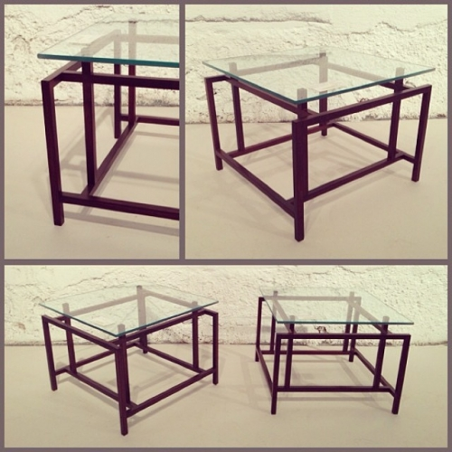 Henning Norgaard Rosewood End Tables