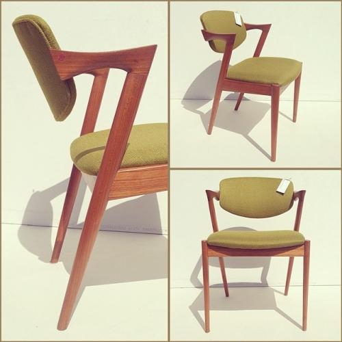 1x Kai Kristiansen #42 Chair
