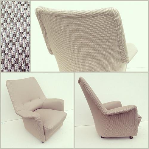 x2 Dormouse Chair by Ernest Race