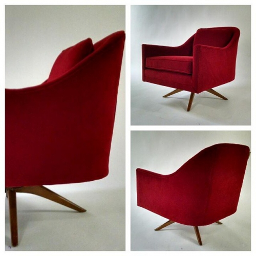 Valentine Seaver Lounge Chair