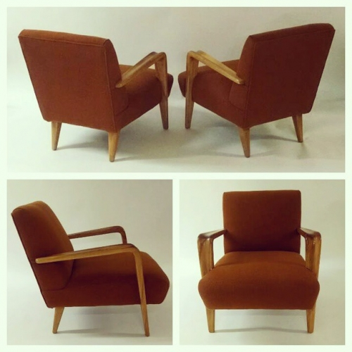 Imperial Lounge Chairs