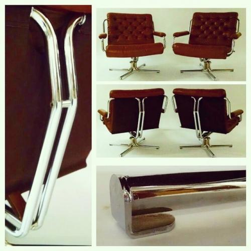 Pair of Neinkamper Chairs