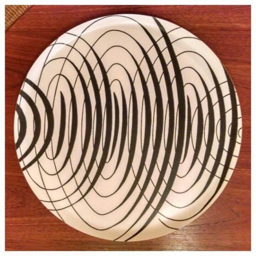 Astrid Sampe Serving Tray