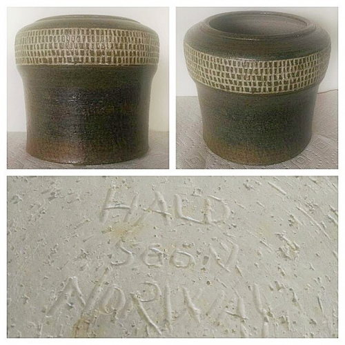 Vase by Finn & Dagny Hald