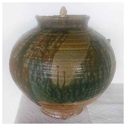 Jim Thomson Lidded Vessel