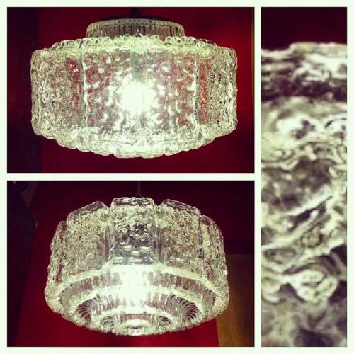 Scandinavian Crystal Pendant