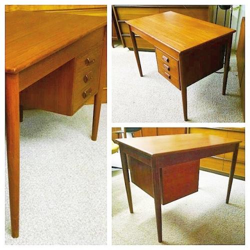 1950s Teak Desk