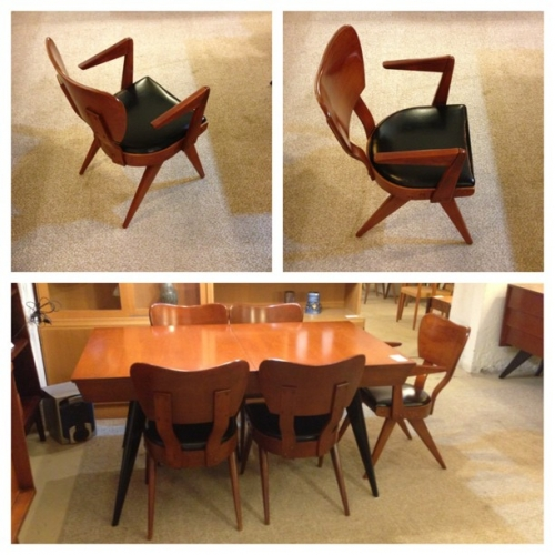 Russel Spanner Dining Suite