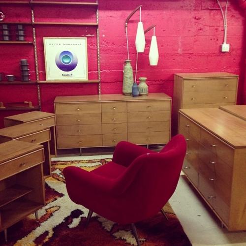Jan Kuypers Bedroom Set