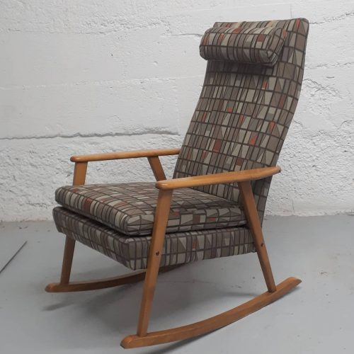 Swedish Birch Rocker