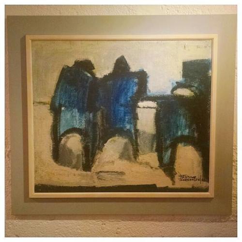 Flemming Jorgensen Painting