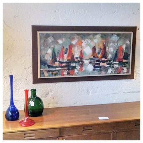 IRA Englefield Painting