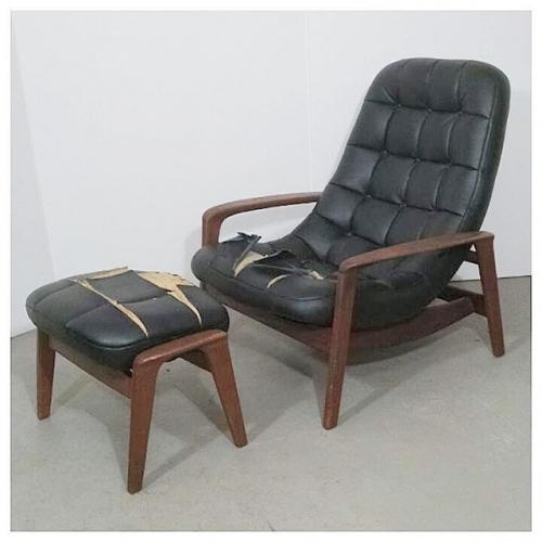Huber Scoop Chair (#2)