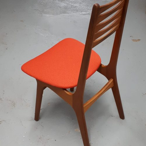 8 Ladder Back Chairs