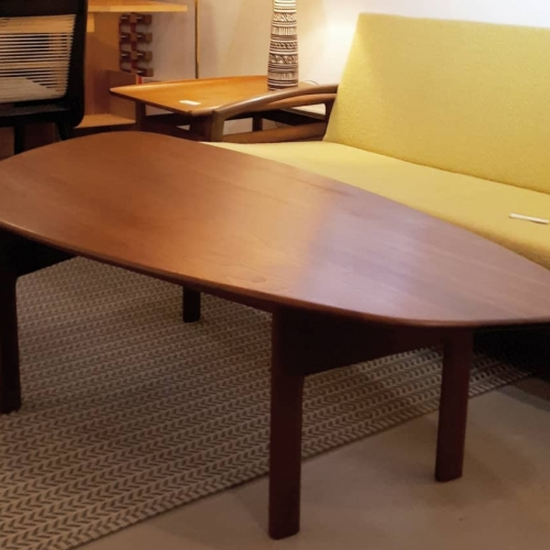 Danish Table in Solid Teak