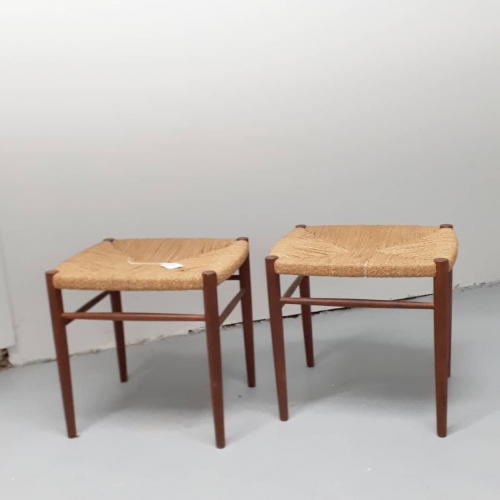 Hvidt & Molgaard Stools