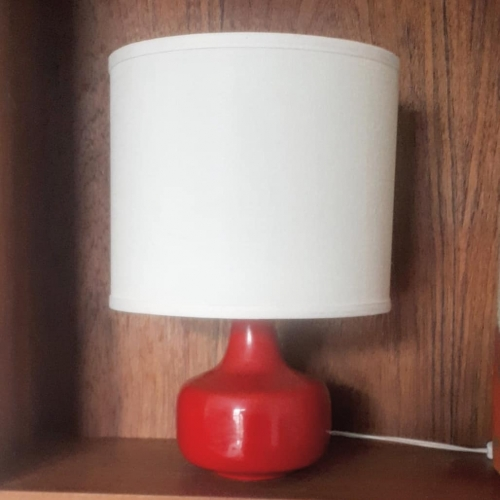 Danish Table Lamp