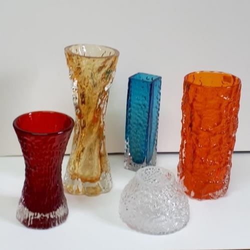 Whitefriars Vases