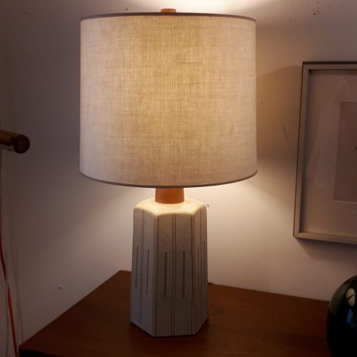 Hexagonal Martz Lamp