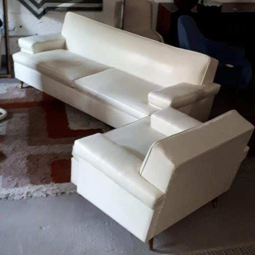 Sklar Sofa & Chair