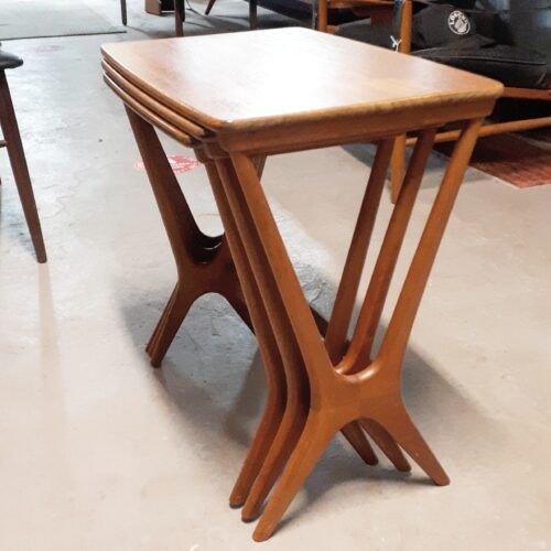 Erling Torvits Nesting Tables