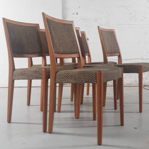 6 Svegards Chairs