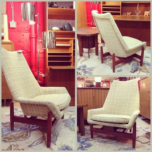 1960s Imperial Lounge Chair