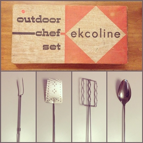 Eckoline Outdoor Chef Set