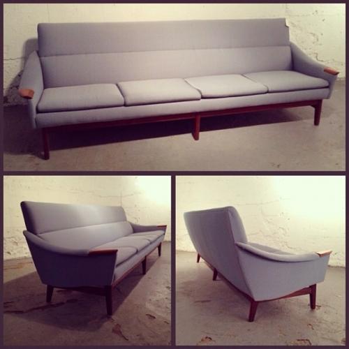 1960s Huber Sofa