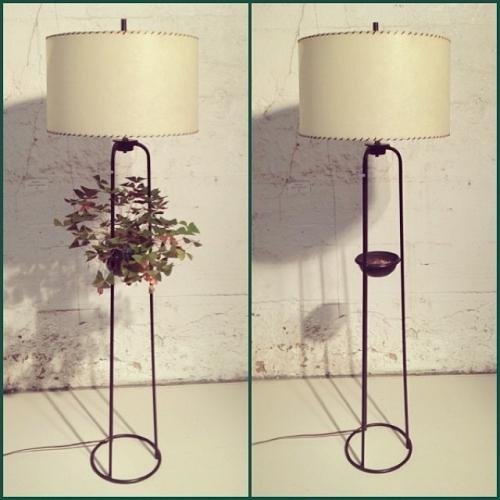 50s Floor Lamp